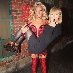 Okay. Went to see @todrick in Kinky Boots tonight and you just need to go see it. Not trying to be bossy.  But you need to. Congrats also to Haven Burton, Aaron C. Finley and the rest of that RIDICULOUSLY FLAWLESS CAST.