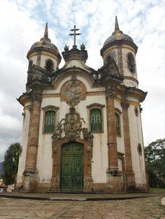 Gold Towns of Minas Gerais (Minas Gerais, Brazil) p. 1008
