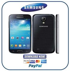 Official Samsung Galaxy S4 Mini GT I9192 Android Smartphone service manual.