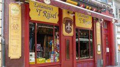 Lille ✈ Restaurant Estaminet T Le Rijsel à Lille