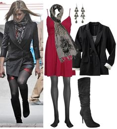 What the Frock? - Affordable Fashion Tips, Celebrity Looks for Less: Jennifer Aniston's Style for $96.80