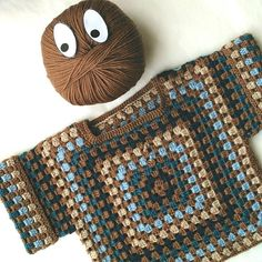 Rendez-vous sur le site pour télécharger gratuitement ce petit pull d'été layette. À réaliser au crochet avec le fil Mérino Baby 😉 #laineschevalblanc #crochet #freepattern #diy #diycrochet #crochetinspiration #layette #yarn #laine #igcrochet #igknitters