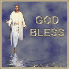 Jesus // Indeed, God Bless.