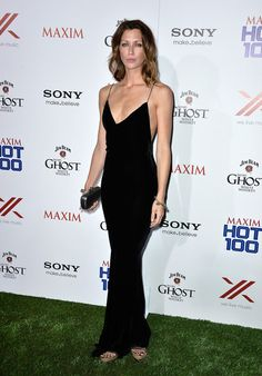 Margo Stilley at the Maxim Hot 100 Party