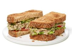 Sardine Salad Sandwich make it with skinless and boneless  sardines in spicy tomato sauce.
