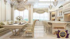 Kitchen Design in Dubai, Luxury Kitchen design, Photo 2