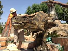 parchi divertimento Dinoland Mirabilandia Elinoe11