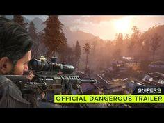 И снова трейлер тактического шутера Sniper: Ghost Warrior 3 | FatCatSlim | Сайт для настоящих гиков