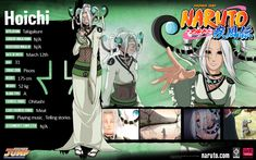 Tenome Hoichi - Character Profile by Shikafy