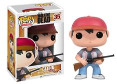 Pop! TV: The Walking Dead - Glenn