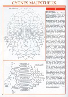 Лебеди... крючок... со схемами... много.... Обсуждение на LiveInternet - Российский Сервис Онлайн-Дневников