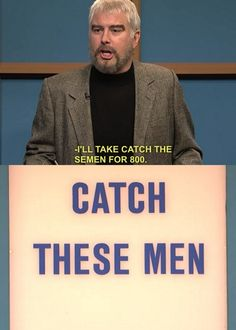 10 Iconic Misreadings Of SNL Celebrity Jeopardy Categories.