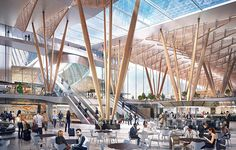 LAGUARDIA AIRPORT MASTER PLAN | SHoP