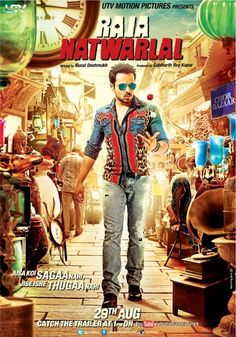 Raja Natwarlal 1st day Friday Box office collection