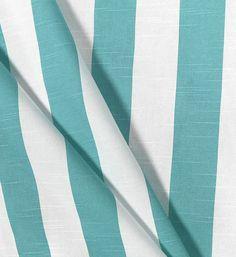 Aqua Blue Table Runner Stripe Runner Modern von exclusiveelements