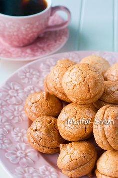 Macaroon Cookies -Great Instructions acibadem_kurabiye the