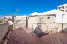 Renovation object with large roof terrace in El Molinar #mallorca #apartment #realestate #ElMolinar #property