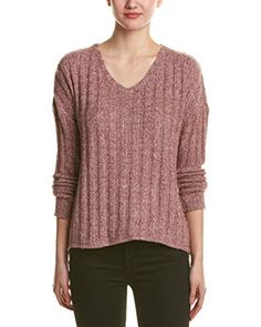 Kut From The Kloth Womens WoolBlend Sweater Xl Pink *** You can get more details by clicking on the image.-It is an affiliate link to Amazon. #fashionsweaters