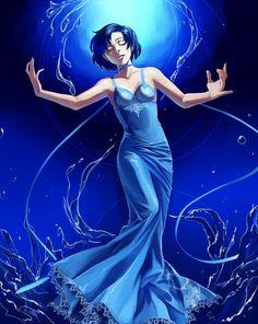 Princess Mercury by EvilApple513.deviantart.com