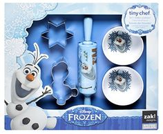 Zak Designs Tiny Chef Cookie Baking Set with Olaf from Frozen * See this great product. Disney Frozen Olaf, Frozen Kids, Frozen Frozen, Little Girl Toys, Baby Girl Toys, Toys For Girls, Baking Set, Baking With Kids, Real Baking