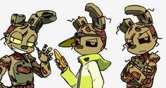 Fnaf 1, Anime Fnaf, Freddy S, Five Nights At Freddy's, Fnaf Wallpapers, Villainous Cartoon, Fnaf Drawings, Circus Baby, Freddy Fazbear