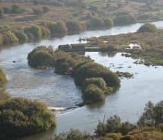 Guadiana river, Quintos, near Hotel Herdade do Vau – Alentejo Portugal