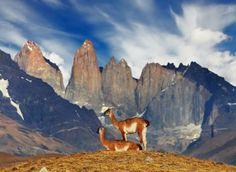 Cordillera de los Andes. Argentina
