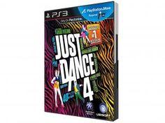 Just Dance 4 para PlayStation 3 - Ubisoft