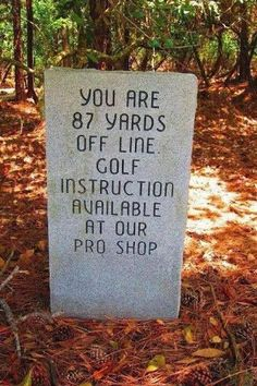 The golf walk of shame...   Rock Bottom Golf #RockBottomGolf