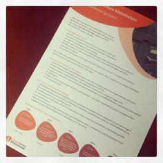Om een nieuw systeem te introduceren, en hier de medewerkers op voor te kunnen bereiden, werd ik gevraagd een leaflet te ontwerpen.Op basis van de huisstijl van de Brabantse Netwerkbibliotheek. (Designed by Gloed)