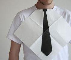 tie print napkin - Google Search