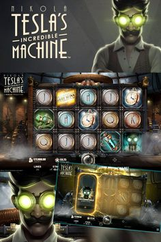 Awesome new Steampunk inspired slot game reviewed Online Casino Games, Casino Sites, Seasons Activities, Casino Promotion, Free Slots, Poker Games, Live Tv, Slot Machine