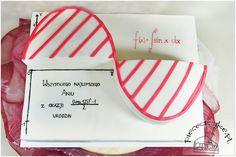 How to make an integral cake.  Tort w stylu angielskim całka.  Więcej na http://www.pieceacake.pl/82