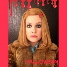 Pin for Later: 27 Vintage Movie Halloween Costumes Worn by Celebrities Margot Tenenbaum Kelly Osbourne dressed up as Gwyneth Paltrow's character from The Royal Tenenbaums in 2014.