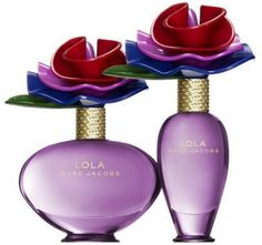 Lola by Marc Jacobs...My favorite perfume.
