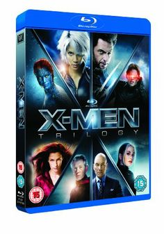 X-Men, X-Men 2, X-Men: The Last Stand Blu-ray collection £8.25 At Amazon http://amzn.to/1mlVEh2
