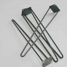 Hairpin legs: ideaal om zelf een tafeltje van te maken!