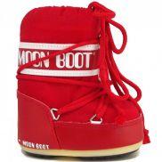 ПРЕДЗАКАЗ Moon Boot Tecnica Nylon Red р.23-34