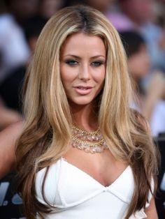 Awe Inspiring Blonde Hair Dark Brown And Woman Hairstyles On Pinterest Short Hairstyles Gunalazisus