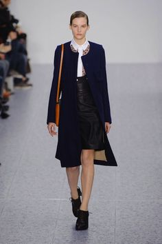 Chloé Fall 2013: Because a Coat Is the Ultimate Fall Investment