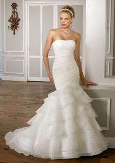 Mori Lee 1606 - Bridal Gown - wedding dress