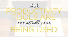 Great LIST OF TOOLS that real-life entrepreneurial leaders are using.