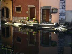 Annecy - vieille ville,  Photo du 20-09-11