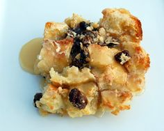 Bread Pudding with a Grand Marnier Sauce adapted from an ancient copy of Good Housekeeping - The Illustrated Cookbook