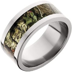 Mossy Oak Camo fans, here's the ring that's tailor made just for you! A 10 mm wide band with a flat profile, polished finish and your choice of Mossy Oak camo for the inlay. Camo Wedding Rings, Camo Rings, Wedding Bands, Mossy Oak Camo, Duck Blind, Camouflage Patterns, Thing 1, Wide Rings, Precious Metals