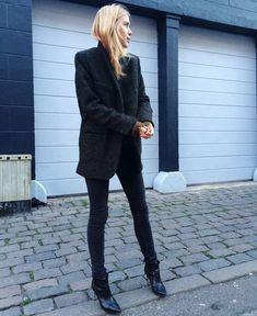 20 Looks with Fashion Blogger Pernille Teisbaek Glamsugar.com Minimal