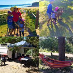 @australia @nswbeaches @beachwatchnsw @sydneyfun @batemans_bay @prettybeach #murramurrangnationalpark #caravancampingshow #caravan #nsw #camping #beautiful #beach #holiday #summer #sunny #relaxing with #family #nswsouthcoast @nswsouthcoast #natural #wonder #camping in #style #cute #kids #hammock #hammocklife by @zonaid