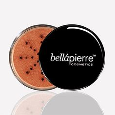 Get a sun-kissed glow without the sun! This award winning mineral bronzer is works for all skin types, even ladies with super sensitive skin. Plus, you can use it on your face or your body-- success!