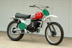 1974 Husqvarna 250