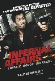 Infernal Affairs (2002) Poster